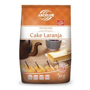 Mistura para Cake Laranja