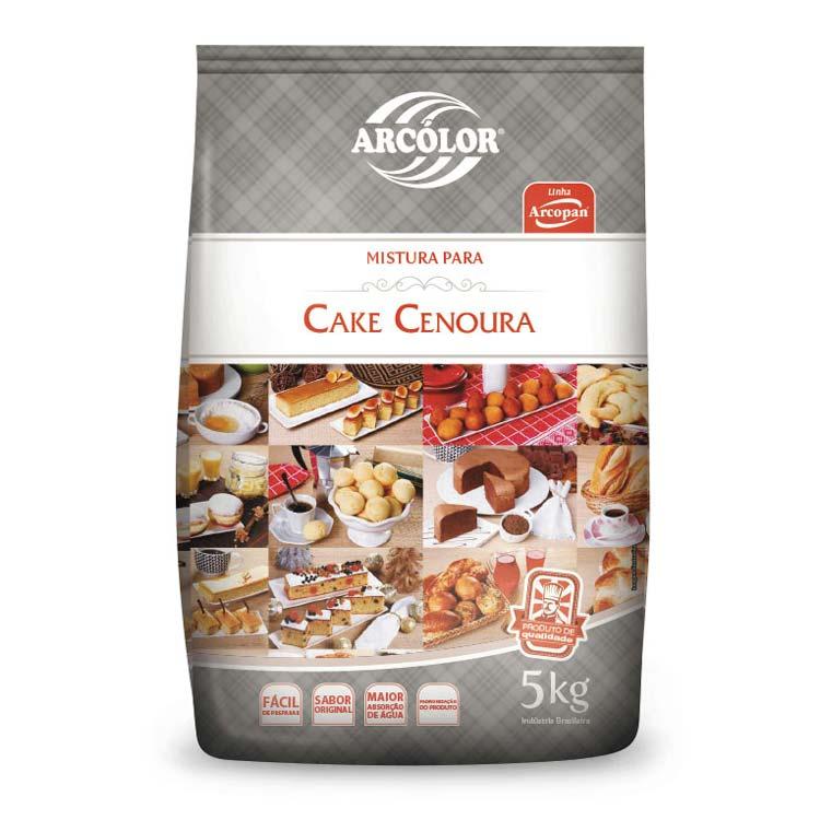 Mistura para Cake Cenoura