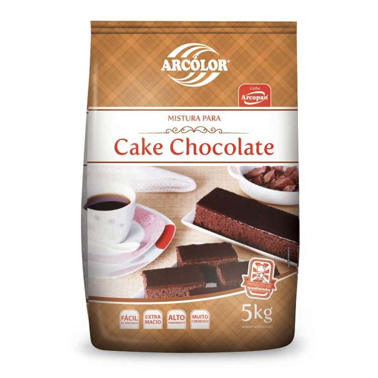 Mistura para Cake Chocolate