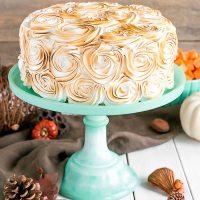 Cake Delícia de Pêssego