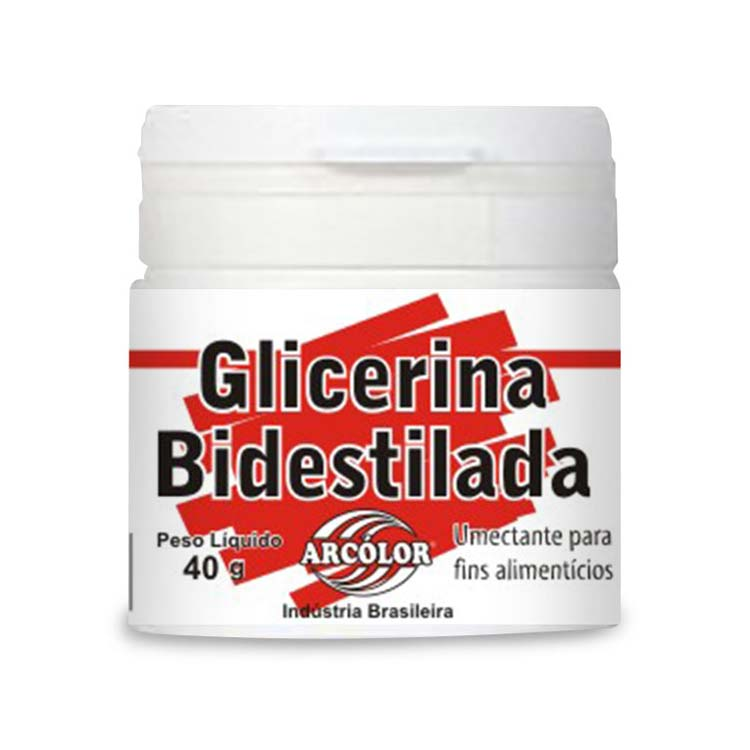 Glicerina Bidestilada