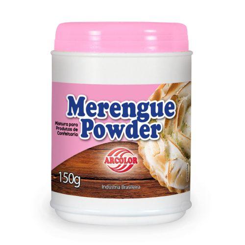 Merengue Powder - Mistura para produtos de confeitaria