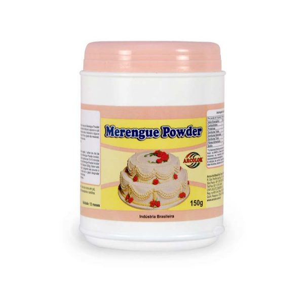 Merengue Powder