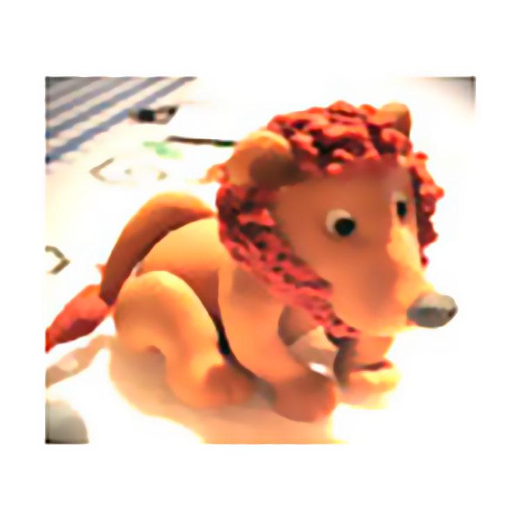 Modelagem do Leão