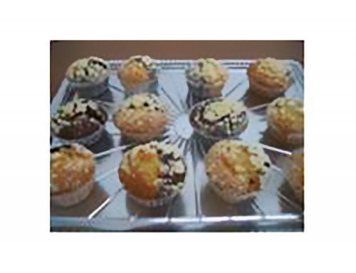 Muffins Napolitanos