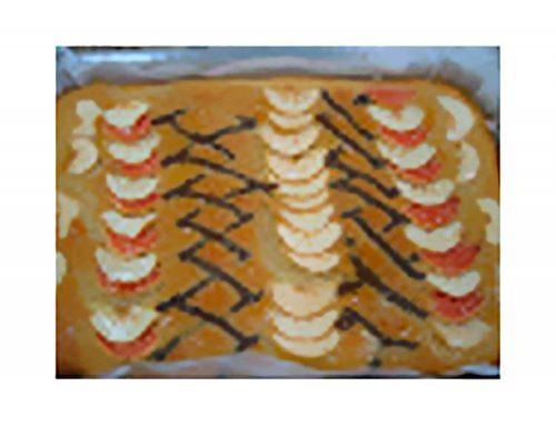 Placa de Cake com Arcorfil