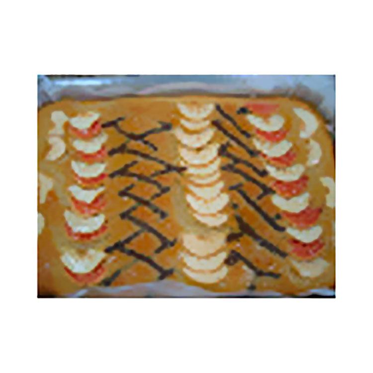 Placa de Cake Arcofil