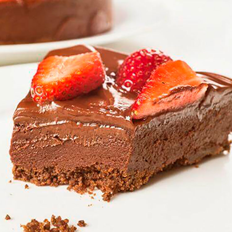 Torta Brownie de Chocolate