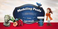 Lançamento Modelling Paste
